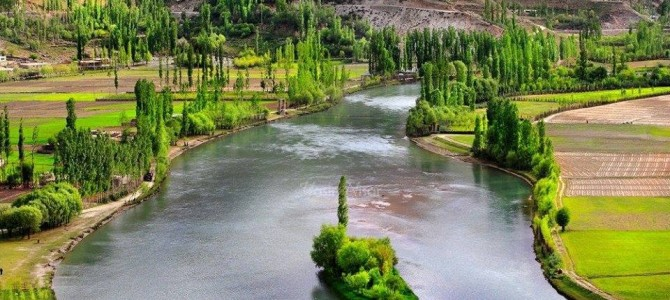 Phander Valley Of River