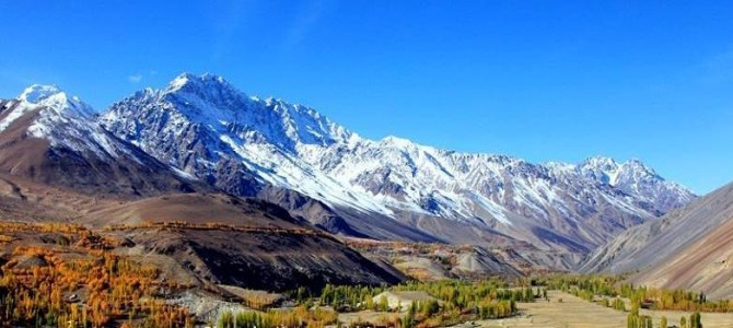 Beautiful Gilgit Baltistan (Video)